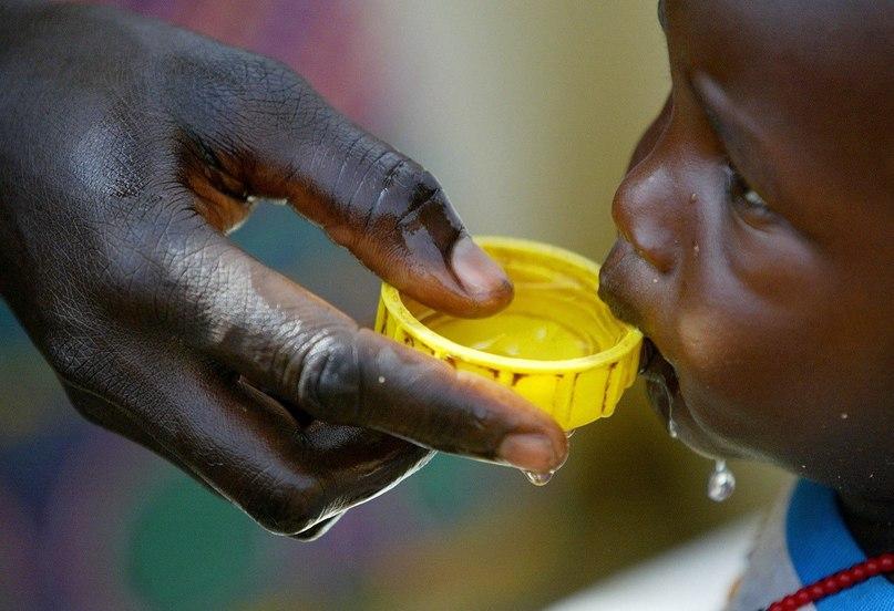самое трогательное фото вода и африка