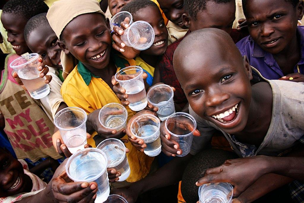 запасы воды в Африке