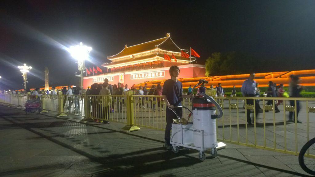Смог в Пекине за 100 дней