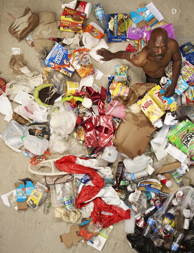 фото мусора
