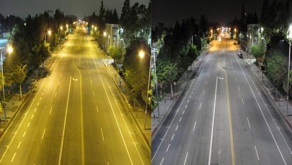 разница между светодиодными и обычными фонарями