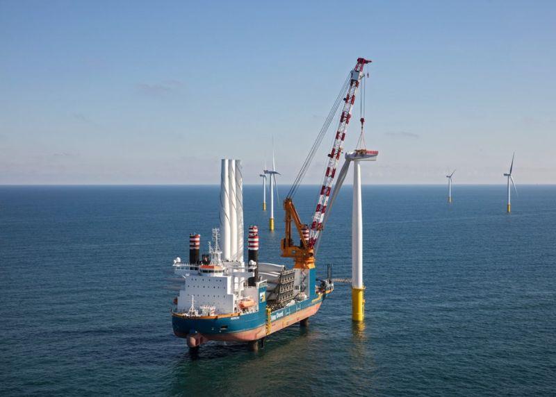 электростанция в Нидерландах