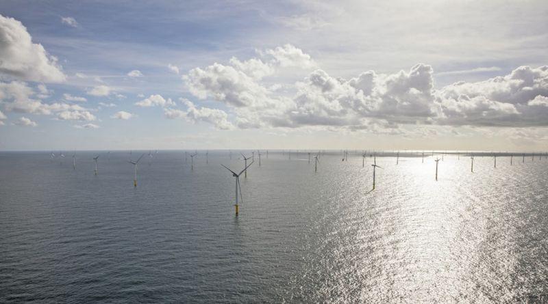 ветряную электростанция
