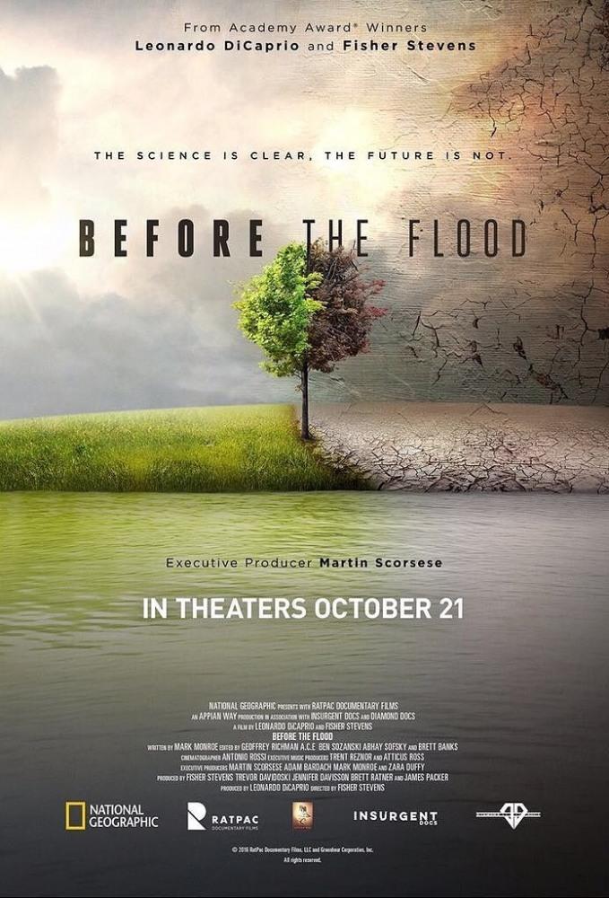 before the flood, спасти планету