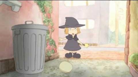 мультфильм про слепую девочку