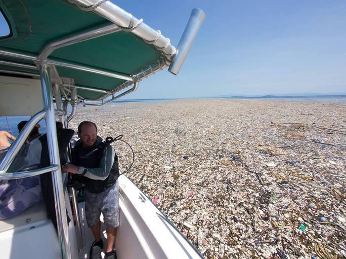 мусорный остров