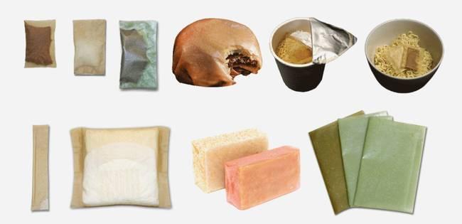 биопластиковая упаковка