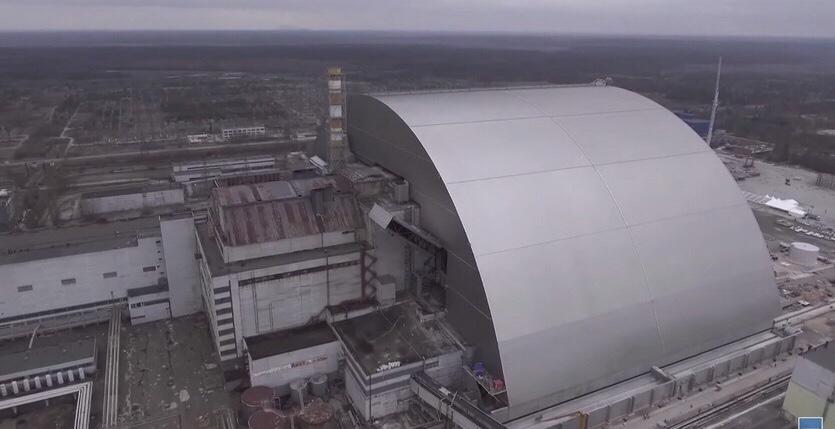 Чернобыльская атомная электростанция, Припять, Украина