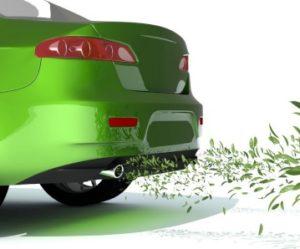Экологический плакат Экологический класс автомобиля