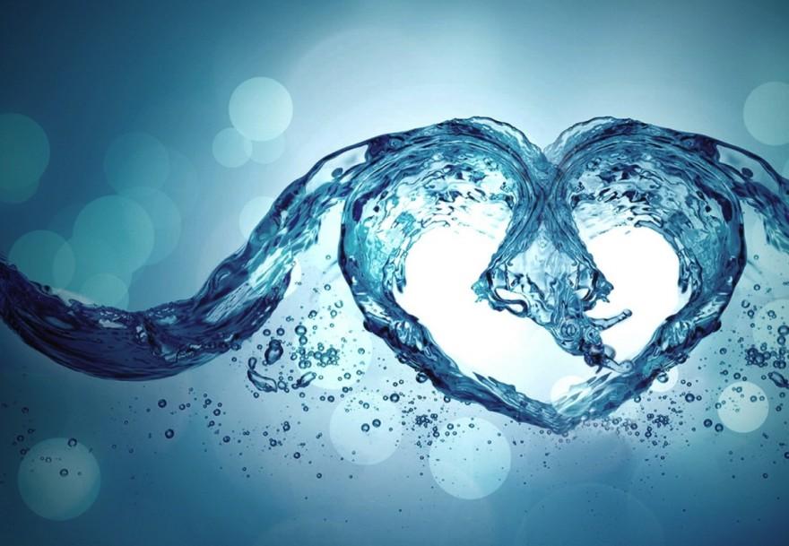 любовь к воде